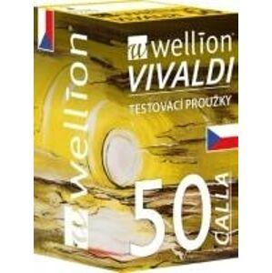 Testovací proužky Wellion CALLA 50 ks (Vivaldi)