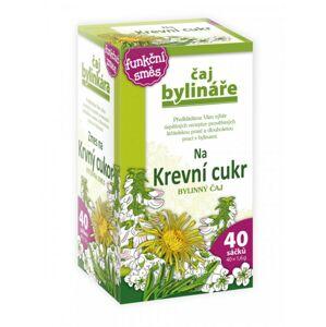 Čaj na krevní cukr Bylinář 40x1,6g