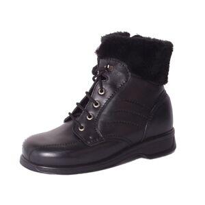 Diabetická obuv Linda dámská - 43 (délka nohy 277 mm) černá
