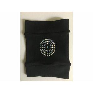 Ochranný návlek přes senzor pro dospělé s kamínkem - Barva černá, velikost XL