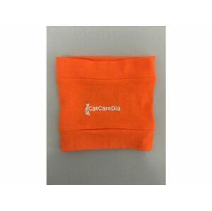 Ochranný návlek přes senzor pro dospělé - Barva oranžová, velikost S