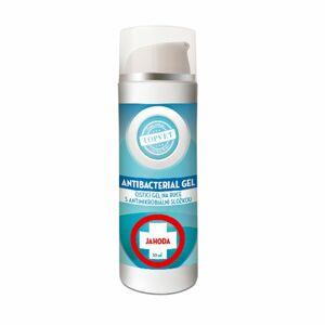 Antibakteriální gel na ruce - jahoda