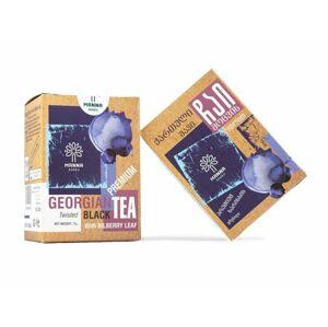 Manna Premium gruzínský Černý čaj s borůvkou sypaný 70g