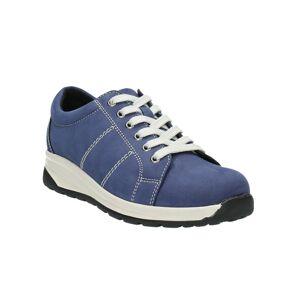 Diabetická obuv Alma dámská (modrá) - 36 ( délka nohy 230 mm )